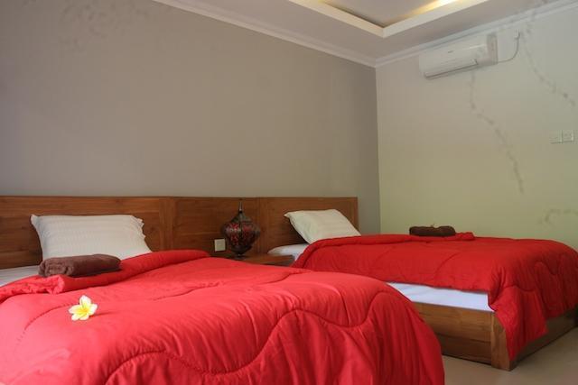 Pendawa Gapura Hotel Bali - Kamar Superior Twin