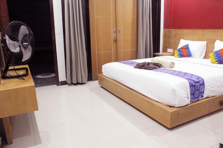 Melati Resort & Hotel Kuta Lombok - rooms