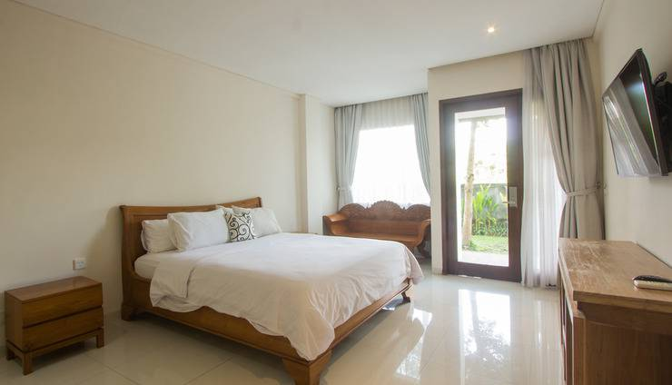 Soraya Apartment Seminyak Bali - Room