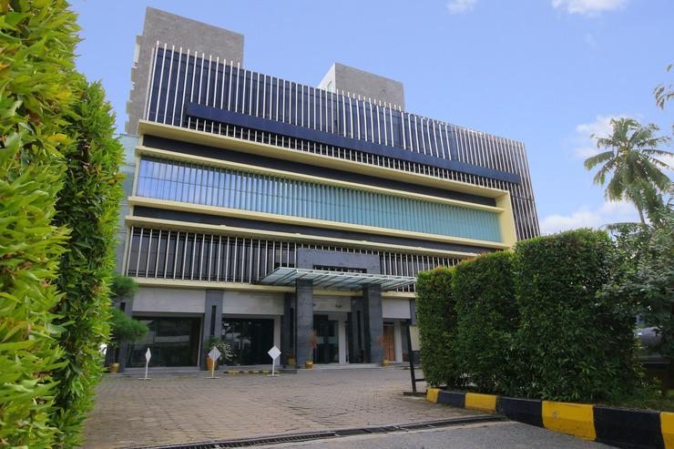 Airy Premier Sei Pangeran Jendral Sudirman 153 Palembang - Hotel Front