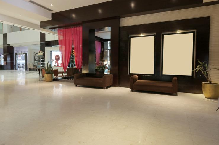 Airy Premier Sei Pangeran Jendral Sudirman 153 Palembang - Lobby