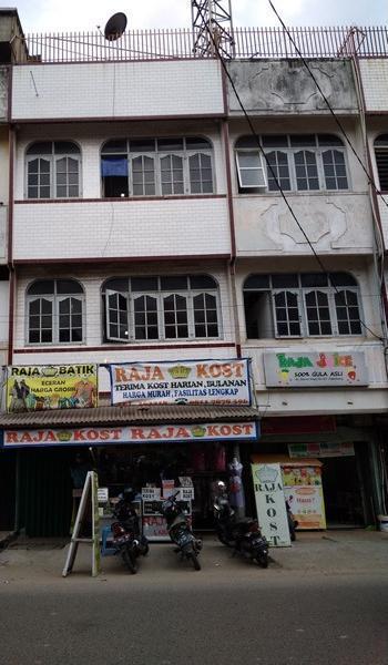 RAJA KOST PALEMBANG Palembang - Facade