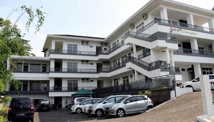 Harga Hotel Setra Priangan Guest House (Bandung)