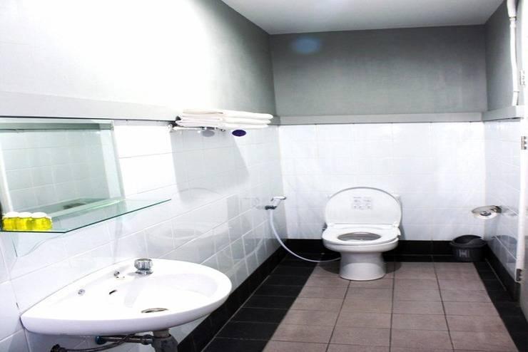 Setra Priangan Guest House   - Kamar mandi