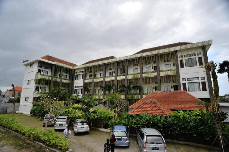 Ganga Hotel & Apartment Bali - Exterior