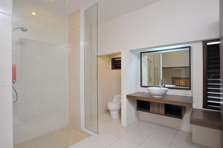 Ganga Hotel & Apartment Bali - Bathroom