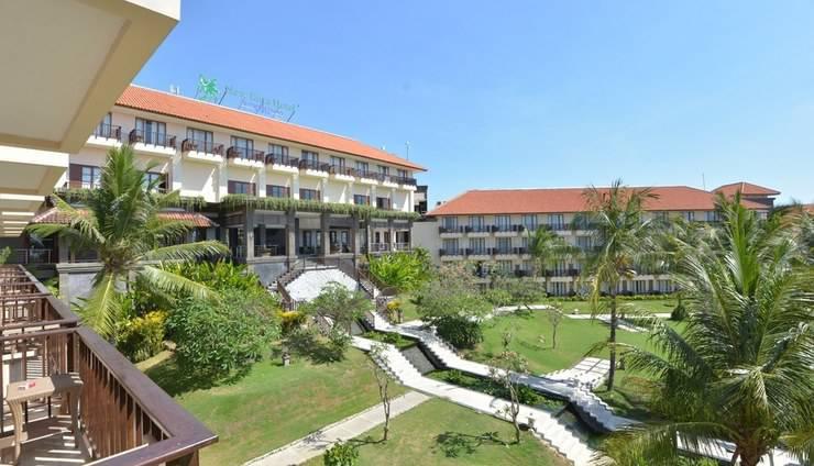 New Kuta Hotel Bali - Taman