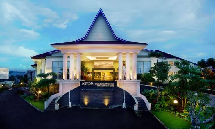Aston Tanjung Pinang - Tampilan Luar