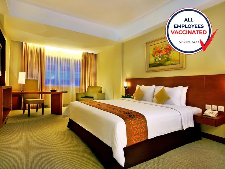 Aston Tanjung Pinang Hotel & Conference Center Tanjung Pinang - Hotel Vaccinated