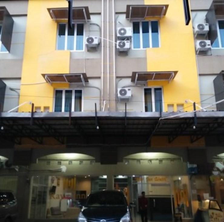 Ray Inn Hotel Tebing Tinggi - appearance