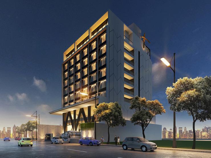 Awann Sewu Boutique Hotel & Suite Semarang - BANGUNAN