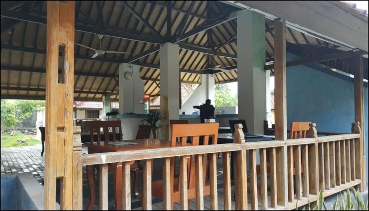 Surfers Inn Lombok Lombok - interior