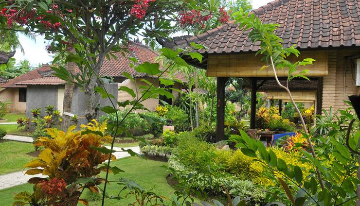 Hidden Paradise Cottages Bali - Taman