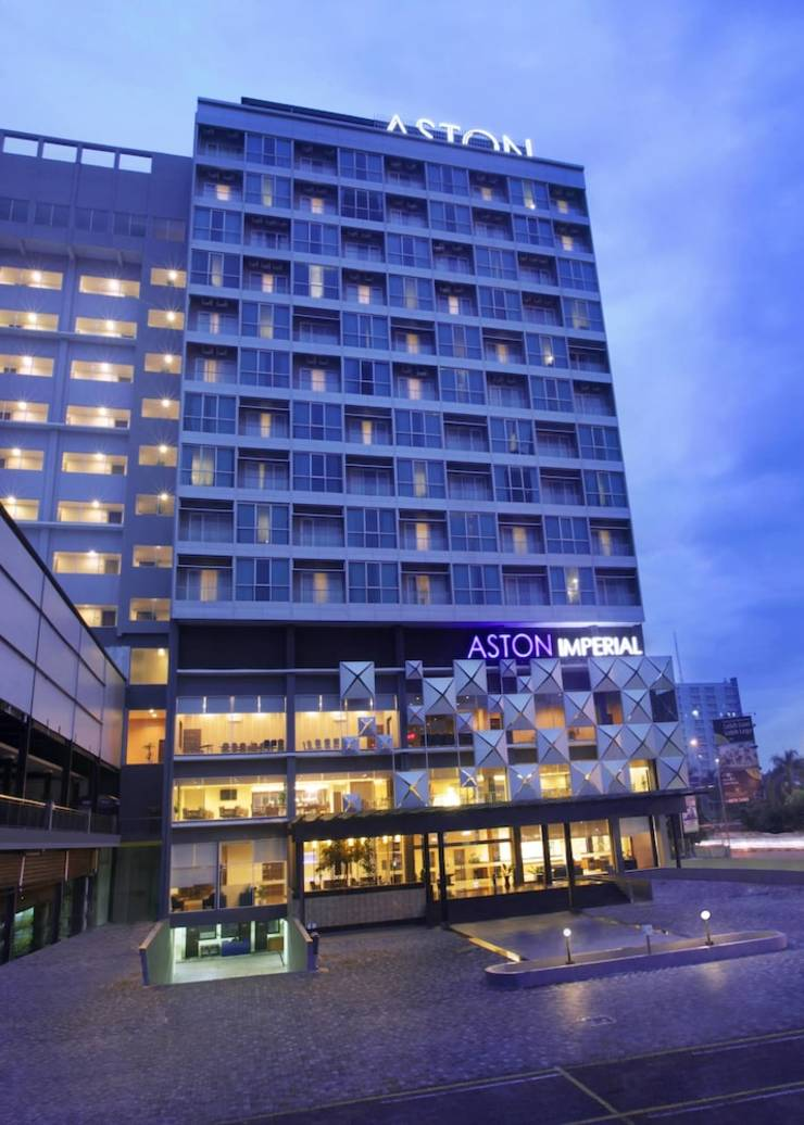 Aston Imperial Bekasi Hotel Bekasi - Featured Image