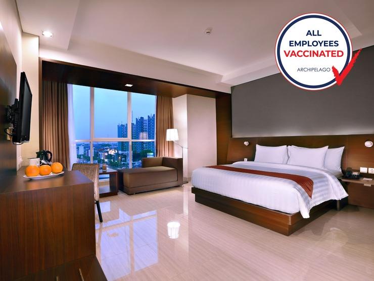 Aston Imperial Bekasi Hotel Bekasi - Hotel Vaccinated