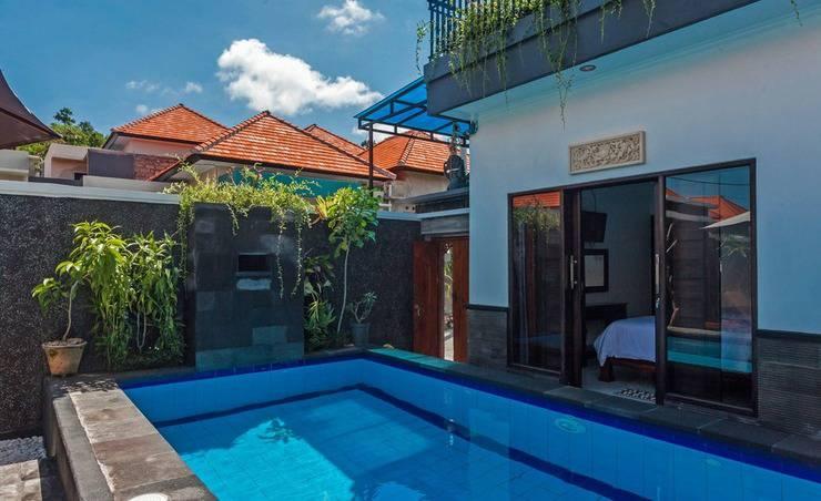 RedDoorz @ Kori Nuansa Jimbaran Bali - Kolam Renang