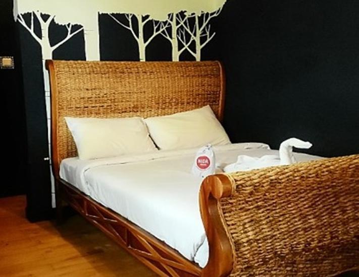 NIDA Rooms Dusun Gertak Colomadu Solo - Kamar tamu
