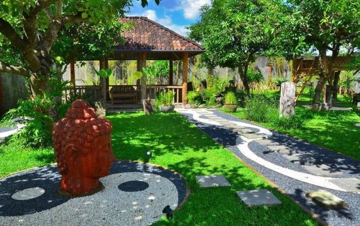 NIDA Rooms Dusun Gertak Colomadu Solo - Pemandangan Area