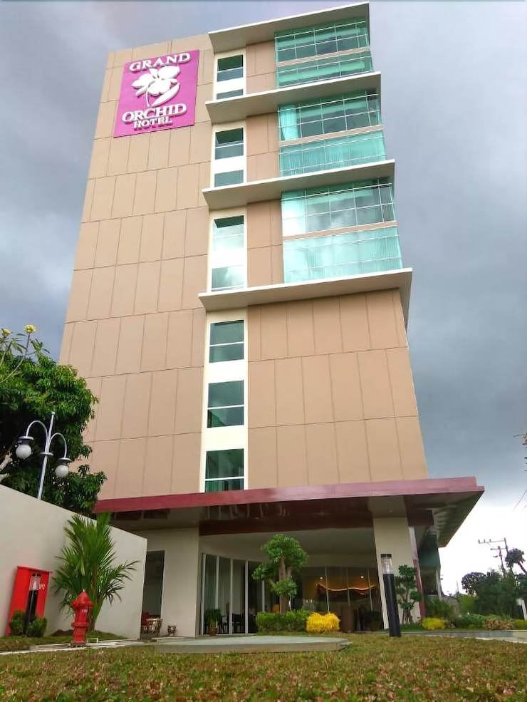 Grand Orchid Hotel Jogja - Front of Property