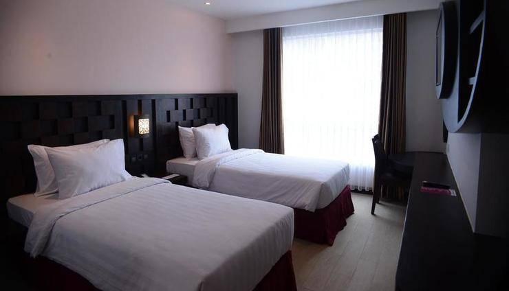 Grand Orchid Hotel Jogja - Kamar