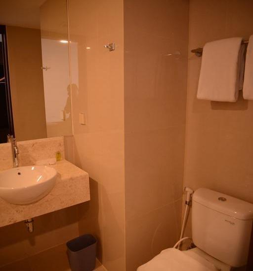 Grand Orchid Hotel Jogja - Kamar mandi