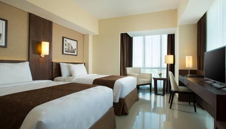 Best Western Papilio Hotel Surabaya - Kamar tamu