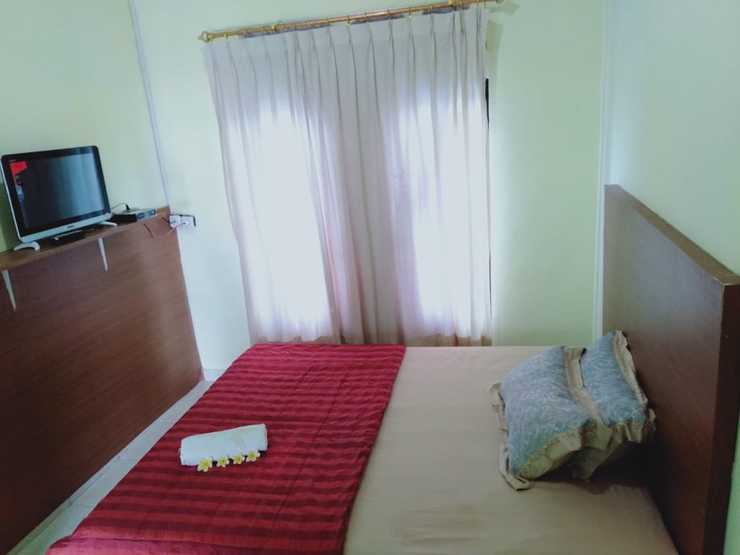 Quattrick Dee Homestay Manokwari - room AC