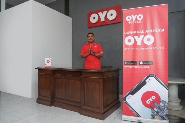 OYO 682 Ceria Homestay Syariah Semarang - RECEPTION