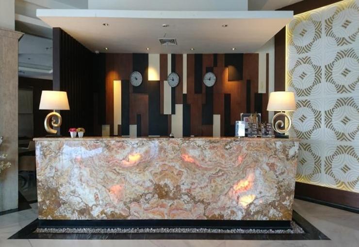 Hotel Wisata 4 UIT Makassar - Lobby