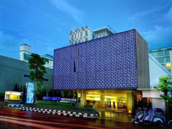 Grand Aston Yogyakarta - Tampak Luar
