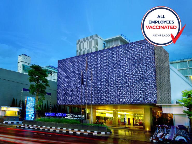 GRAND ASTON Hotel & Convention Center Yogyakarta - Property Building