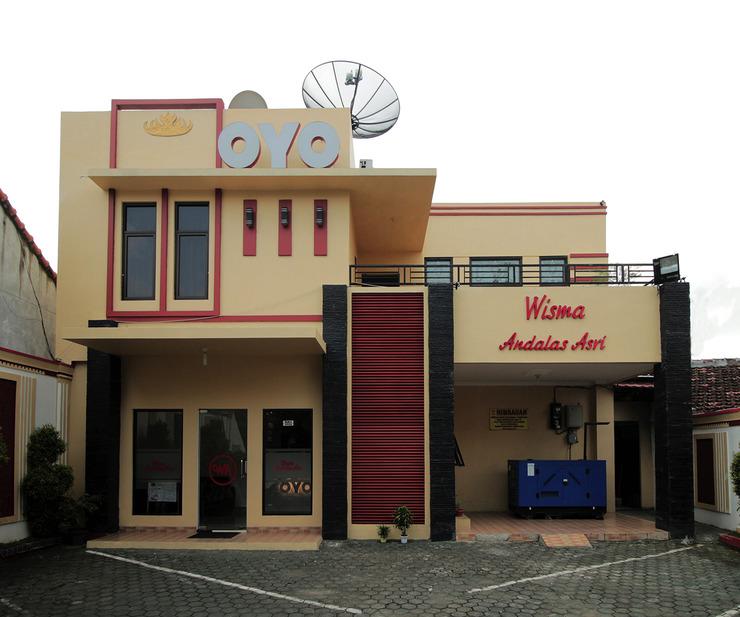 OYO 765 Wisma Andalas Asri Syariah Bandar Lampung - Facade