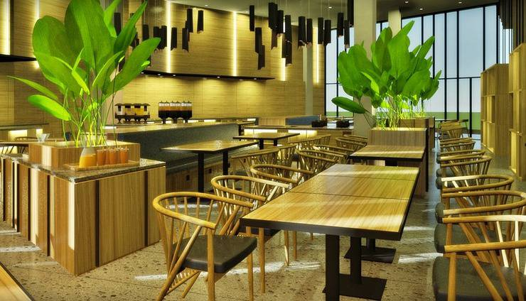 Sparks Convention Lampung - Restoran
