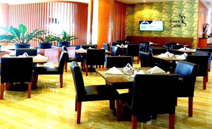 Aquarius Boutique Hotel Sampit Sampit - Restoran