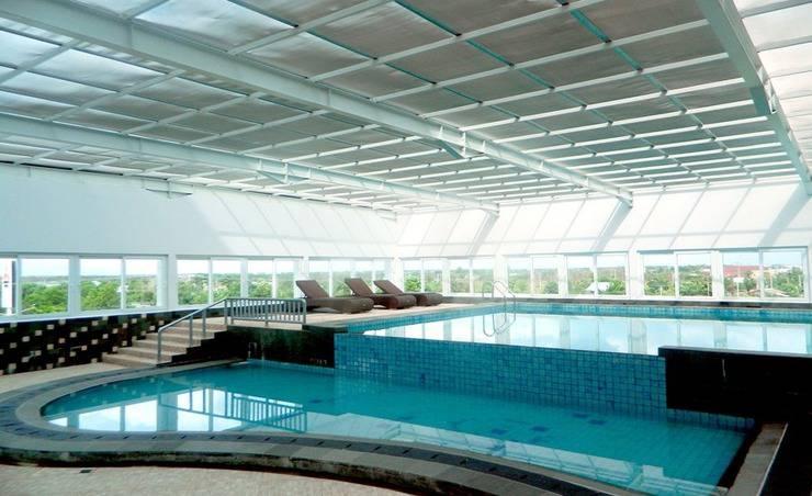 Aquarius Boutique Hotel Sampit Sampit - Kolam Renang