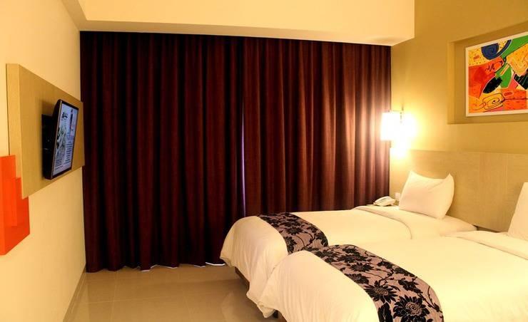 Aquarius Boutique Hotel Sampit Kotawaringin Timur - Kamar tamu