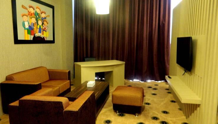 Aquarius Boutique Hotel Sampit Sampit - Kamar Suite