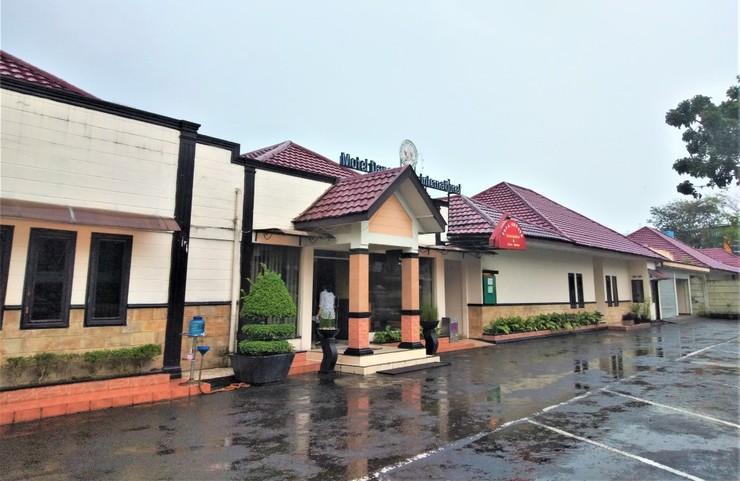 Motel Danau Toba International Medan Medan - Exterior