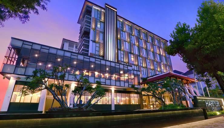 Harper Mangkubumi - Tampilan Luar Hotel