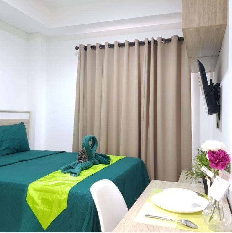 Nature's Room @Springwood Residence Serpong Tangerang - King bed