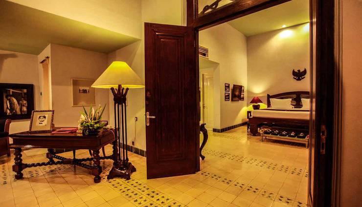 Hotel Tugu Blitar - SANG FAJAR SUITE ROOM