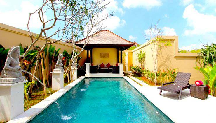 Aruna Samsara Bali - Kolam Renang