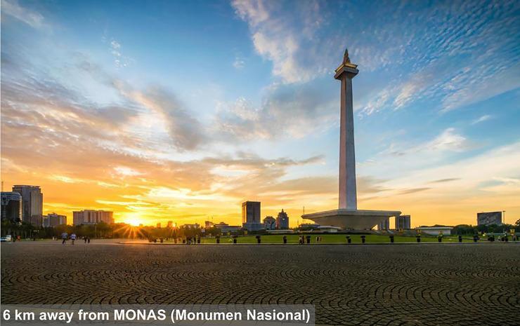 OYO 115 Portal Residence Jakarta - Point of interest