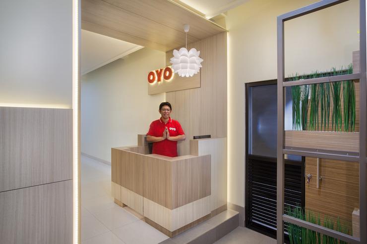 OYO 115 Portal Residence Jakarta - Reception