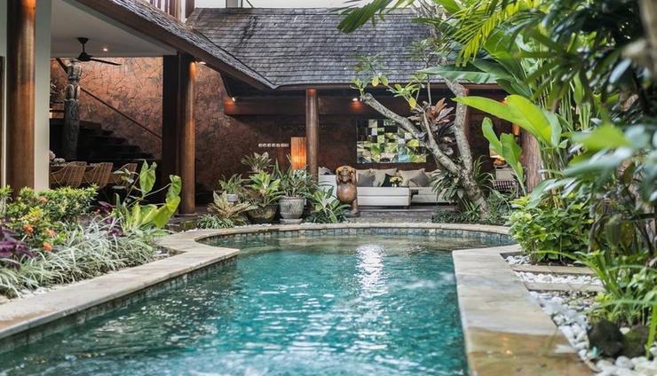 Villa Royal Bali - Pool