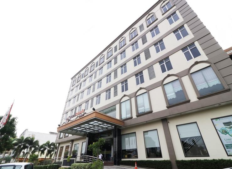 Grand Kanaya Hotel Medan - Bagian Luar