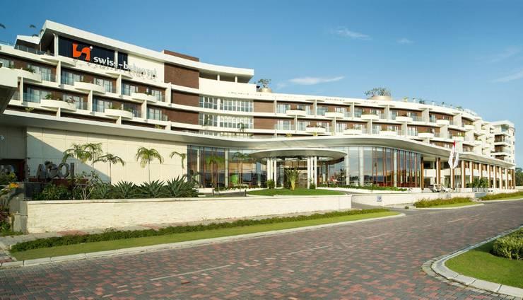 Swiss-Belhotel  Lagoi Bay - Hotel facade