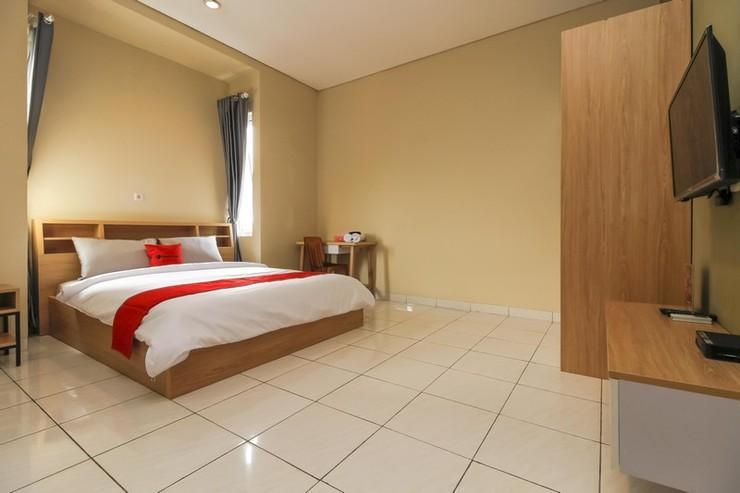 RedDoorz @ Cilandak Barat Jakarta - Bedroom
