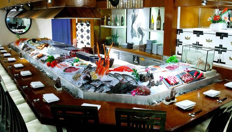 Sari Pan Pacific Jakarta Jakarta - Keyaki Restaurant