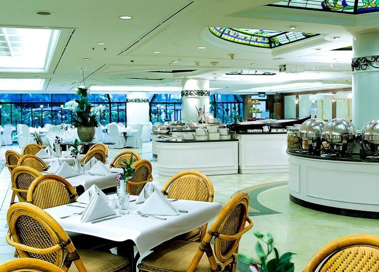 Sari Pan Pacific Jakarta Jakarta - Fiesta Restaurant